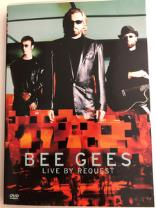 Bee Gees - Live by request DVD 2001 / Sacred Trust, Man in the Middle, How Can you mend a broken Heart / BMG (743219198990)