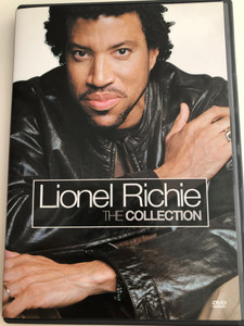 The Lionel Richie Collection DVD 2003 / With Bonus Material / Motown Records (602498614174)