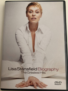 Lisa Stansfield Biography - The Greatest Hits DVD 2003 / BMG (743219847898)