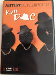 Run DMC - Artist Collection DVD 2004 / Produced by Stuart Rubin (828766387896)