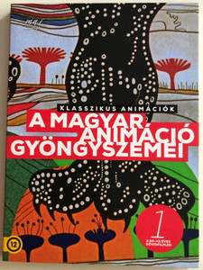 Gems of Hungarian Animation Vol 1. DVD 2019 A magyar animáció gyöngyszemei 1. / A 60-as évek rövidfilmjei / Animated Shorts of the '60s (5999887816536-1)