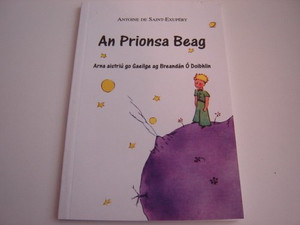 Prionsa na mBreag (Irish Edition) by O Siochru,Padraig; Flatharta, Sean