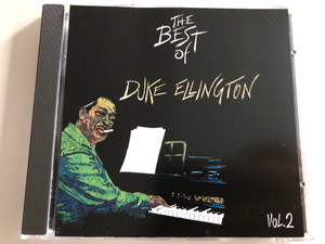 The best of Duke Ellington Vol 2. / You oughta, Old man river, How high the moon, Mood indigo, Perdido / Audio CD 1995 / DLCD 4076 (8012958250767)
