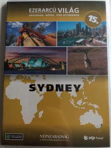 Ezerarcú Világ Vol. 15 - Sydney / DVD 2009 / Országok, Népek, Ízek nyomában 20 x DVD SET 2009 / Népszabadság - Premier Media / Pilot Film / Documentary Series about our world (5998282109434)