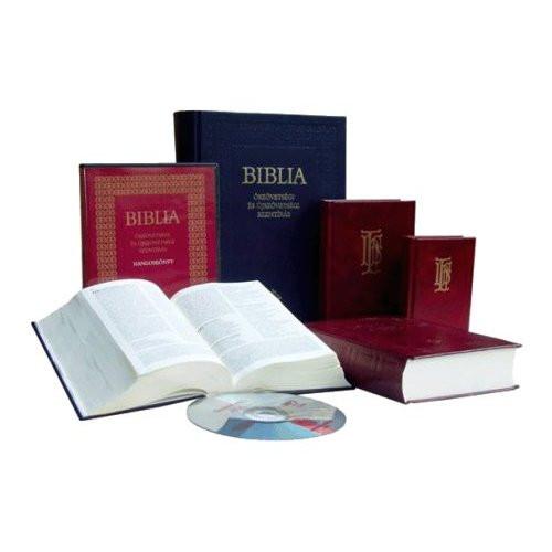 Magyar Hangzo Biblia MP3 formatum 2 DVD lemezen / Hungarian audio Bible on  2