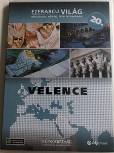 Ezerarcú Világ Vol. 20 - Velence - Venice / DVD 2009 / Országok, Népek, Ízek nyomában 20 x DVD SET 2009 / Népszabadság - Premier Media / Pilot Film / Documentary Series about our world (5998282109489)