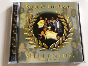 Kool & The Gang Millenium Collection / 2x Audio CD 2000 / 2040422-304 (4011222040428)