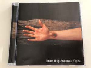 Insan Olup Aramizda Yaşadı / Turkish Christian Praise and Worship songs / Audio CD 2001 / Yeni Yasam Yayinlari (9789758318018)