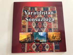Yaratiliştan Sonsuzluğa / From Creation to Eternity / God's Story video in Turkish language / Ephesus Kitapcilik Basim / VCD Digital Video CD (Godsstoryturkish)