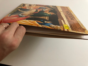 Giuseppe Verdi - Requiem / Conducted: Herbert Von Karajan / Berliner Philharmoniker / Mirella Freni, Christa Ludwig, Wiener Singverein, Nicolai Ghiaurov, Carlo Cossutta / Deutsche Grammophon 2X LP STEREO / 413 215 - 1 G X2