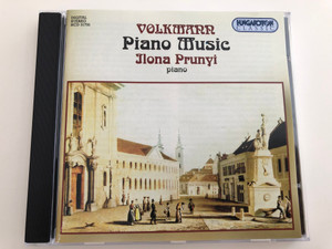 Volkmann - Piano Music / Ilona Prunyi, piano / Hungaroton Classic Audio CD 1998 / HCD 31735 (5991813173522)