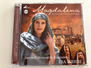 Magdalena Released from Shame 2x VCD 1980 Mecdelli Meryem'in Gözünden İsa Mesih / Directed by Charlie Brookins Jordan / Starring: Brian Deacon, Rebecca Ritz, Gigi Orsillo, Shira Lane (MagdalenaFilm2xVCD)