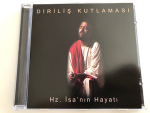 Diriliş Kutlamasi - Hz. Isa'nin Hayati / Turkish theater play about the Life of Jesus - The Celebration of the Resurrection / VCD Video Disc / Izmir Protestant churches /Telif Hakki V.I.A (8699758808000)
