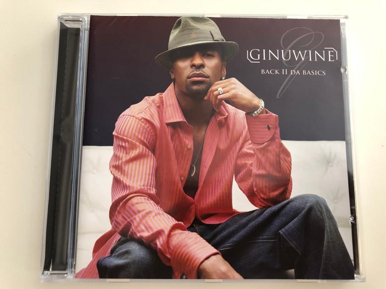 Ginuwine - Back II da basics / Secrets. The Club, Betta Half, Take a Chance / Audio CD 2005 / Sony BMG (828767820422)