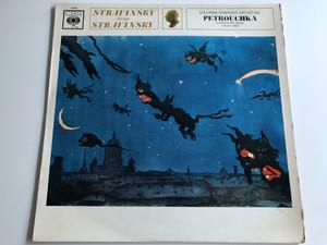 Stravinsky - Petrouchka / Columbia Symphony Orchestra / Conducted: Igor Stravinsky / Version 1947 / CBS LP / 72055