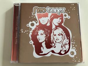 Neotones - Mi vagyunk / Érzem, Egyedül, Felnövök, Vadvirág / Magneoton Audio CD 2004 / 5046-76054-2 (5050467605428)