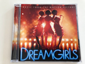 Dream Girls - Music from the Motion Picture / Move, Love You i Do, Family, Hard to Say Goodbye / Audio CD 2006 / Sony BMG (886970410229)