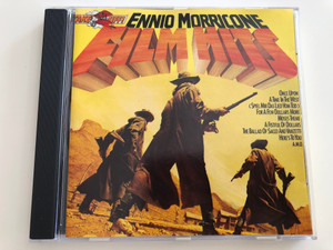 Ennio Morricone Film Hits / Once upon a time in the West, For a few dollars more, Moses theme, The Ballad of Sacco and Vanzetti / Audio CD 1989 / BMG ND 70091 (0035627009129)