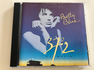 Gabriel Yared - Betty Blue 37°2 Le Matin / Original Soundtrack / Audio CD 1986 / CDV 2396 / Bebop Editions / Virgin Records (0077778605423)