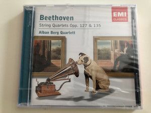 Beethoven - String Quartets Opp. 127 & 135 / Alban Berg Quartett / EMI Classics Audio CD 2005 (724358640526)