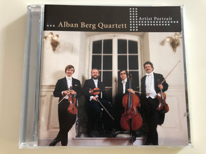 Alban Berg Quartet - Artist Portrait / Audio CD 2002 / Warner Music 0927-47982-2 (809274798220)