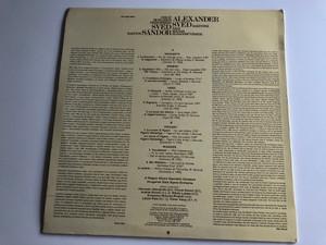 Svéd Sándor – Nagy Magyar Előadóművészek = Great Hungarian Performers / HUNGAROTON LP MONO / LPX 12094