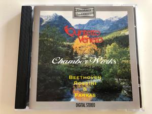 Quintetto Veneto - Chamber Works / Beethoven, Rossini & Farkas / Phoenix Classics / Audio CD 1995 / PH 95106 (8018824000023)