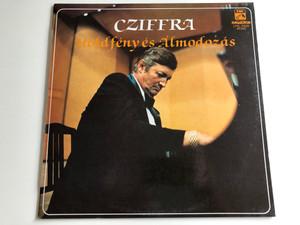 Cziffra – Holdfény És Álmodozás / HUNGAROTON LP MONO / LPXL 12628