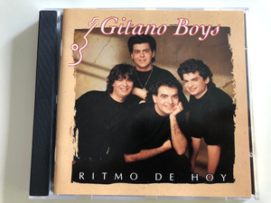 Gitano Boys - Ritmo de Hoy / Audio CD 1992 / Polydor MC 513426-4 (731451342622)