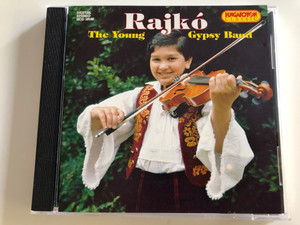 The Young Rajkó Gypsy Band / Art Leader: Farkas Gyula / Hungaroton Classic Audio CD 1996 / HCD 10180 (5991811018023)