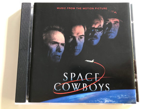 Space cowboys - Music from the motion picture / Original Soundtrack / Audio CD 2000 / Warner Bros Records WE 833 (093624784821)