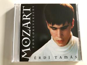 Érdi Tamás - Mozart Zongoraverseny / Hungarian RTV Youth Orchestra / Conducted by Vásáry Tamás / Audio CD / PMHU 01 (PMHU 01)