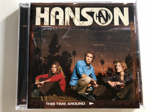 Hanson - This time around / You never know, Runaway run, Save me / Audio CD 2000 / 542 383-2 (731454238328)