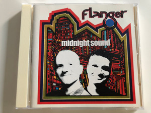 Flanger - Midnight Sound / NTone CD 40 / Audio CD 1999 / Recorded at 'Mira Musica' Santiago de Chile (5021392213125)