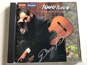 Dániel Benkő - 1000 Years + on the guitar / Hungaroton Classic Audio CD 2000 / HCD 16859 (5991811685928)