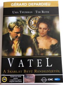 Vatel DVD 2000 A skarlát betű rendezőjétől / Directed by Roland Joffé / Starring: Gérard Depardieu, Uma Thurman, Tim Roth / Music: Ennio Morricone (599-8133189905)