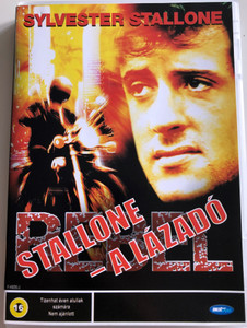 Rebel AKA No Place to Hide DVD 1973 A Lázadó / Directed by Robert Allen Schnitzer / Starring: Sylvester Stallone, Antony Page, Rebecca Grimes, Roy White, Vickie Lancaster (5998133181435)