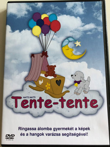 Natti natti - Tente-tente DVD 2003 / Ringassa álomba gyermekét a képek és a hangok varázsa segítségével / Animal themed video lullaby for your toddlers! With Classical, ambient and modern music (5999048912671)