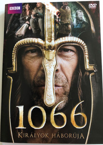 1006 : The Battle for Middle Earth DVD 2009 1066: Királyok háborúja / BBC / 3 Episodes on disc / Directed by Justin Hardy / Starring: Ian Holm, Mike Bailey, Francis Magee, Tim Plester, Søren Byder, Kate Ambler, Gemma Lawrence (5996473005794)