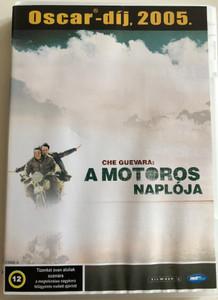 Diarios de motocicleta DVD 2004 Che Guevara: A motoros naplója (The Motorcycle Diaries) / Directed by Walter Salles / Starring: Gael Garcia Bernal, Rodrigo de la Serna, Mercedes Morán, Jean Pierre Noher, Facundo Espinosa (5998133154934)
