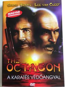 The Octagon DVD 1980 A karatés védőangyal / Directed by Eric Karson / Starring: Chuck Norris, Lee van Cleef, Karen Carlson, Tadashi Yamashita (5999881068726)