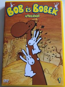 Bob a Bobek – králíci z klobouku DVD 1979 Bob és Bobek utazásai 1. / Directed by Václav Bedřich / Written by: Vladimír Jiránek, Jiří Sebánek / Classic Czech cartoon (5999883048214)