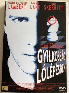 Knight Moves DVD 1992 Gyilkosság lólépésben / Directed by Carl Schenkel / Starring: Christopher Lambert, Diane Lane, Tom Skerritt, Daniel Baldwin (5999545560467)