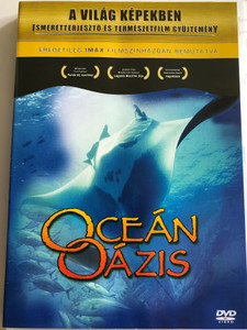 Ocean Oasis DVD 2001 Oceán Oázis / Directed by Soames Summerhays, Michael Hager, Don Steele / Documentary about ocean wildlife (5999543812230)