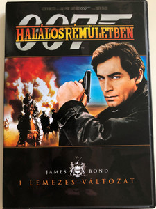 James Bond 007 - The Living Daylights DVD 1987 James Bond 007 - Halálos Rémületben / Directed by John Glen / Starring: Timothy Dalton, Maryam d'Abo, Joe Don Baker, Art Malik, Jeroen Krabbé, Ian Fleming (5996255323631)