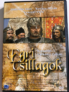 Egri csillagok DVD 1968 Eclipse of the crescent moon / Directed by Várkonyi Zoltán / Starring: Sinkovits Imre, Kovács István, Venczel Vera / Hungarian Classic film based on popular literary work (5996357313366)