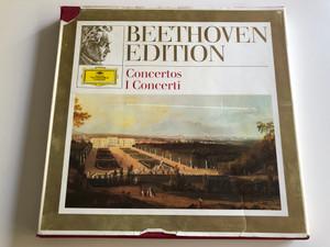 Beethoven Edition – Concertos - I Concerti / Deutsche Grammophon 6X LP / 643 608 - 13