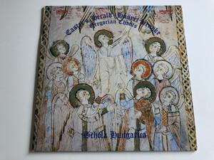 Easter's Herald, Húsvét Hírnöke / Gregorian Chants / Schola Hungarica / HUNGAROTON LP STEREO / SLPD 12558