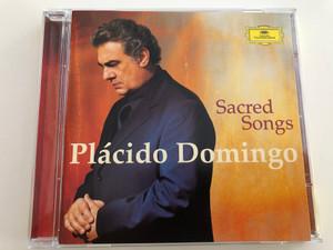 Plácido Domingo - Sacred Songs / Coro Sinfonico di Milano / Chorus master Romano Gandolfi / Orchestra Sinfonica di Milano Giuseppe Verdi / Marcello Viotti / Audio CD 2002 (028947157526)