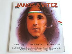 János A Vitéz - Pop-Dal-Játék / Katona Klari, Varga Miklos, Balogh Ferenc / HUNGAROTON 2X LP STEREO / SLPM 17921-22